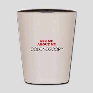 Colonoscopy 02 Shot Glass