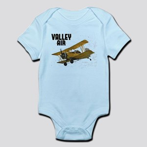 Airplaines and Pilots Infant Bodysuit