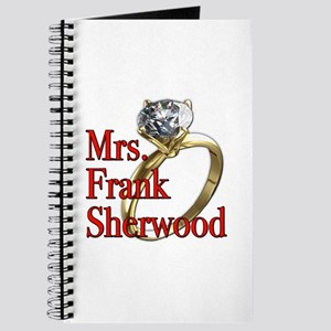 Army Wives Mrs. Frank Sherwood Journal