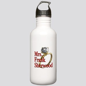 Army Wives Mrs. Frank Sherwood Stainless Water Bot