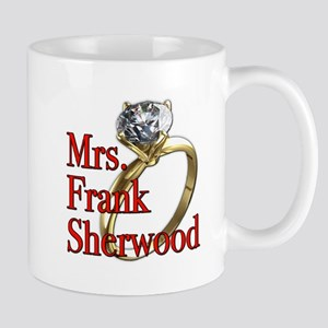 Army Wives Mrs. Frank Sherwood Mug