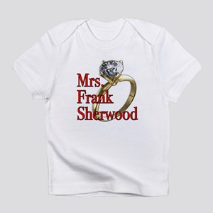 Army Wives Mrs. Frank Sherwood Infant T-Shirt