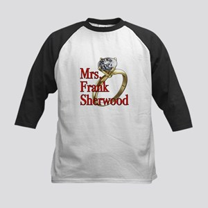 Army Wives Mrs. Frank Sherwood Kids Baseball Jerse