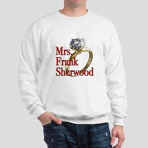 Army Wives Mrs. Frank Sherwood Sweatshirt
