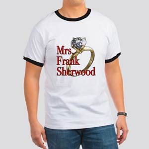 Army Wives Mrs. Frank Sherwood Ringer T