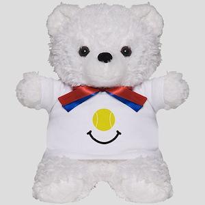 Tennis Smile Teddy Bear