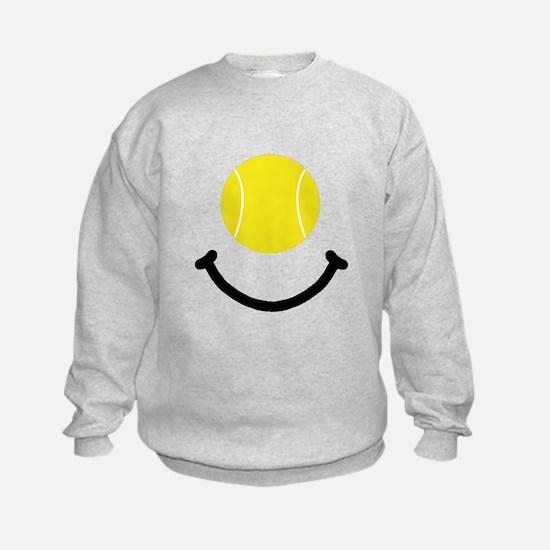 Tennis Smile Sweatshirt
