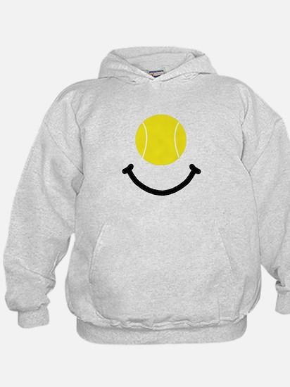 Tennis Smile Hoody
