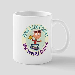 Read Like Crazy! Mug