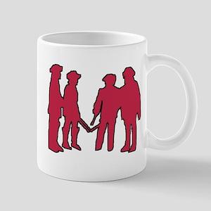 4 Musketeers (Rouge) Mug