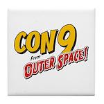 Con 9 Drink Coaster (tile)