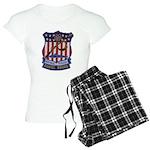 Daniel Boone SSBN 629 Women's Light Pajamas