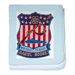 Daniel Boone SSBN 629 baby blanket