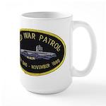 Cold War Patrol Patch Mugs