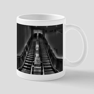 FUTURISTIC ESCALATOR Mug