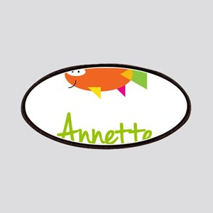 Annette is a Big Fish Patches