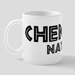 Chengdu Native Mug