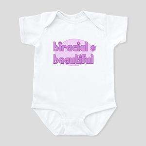 biracial & beautiful Infant Creeper