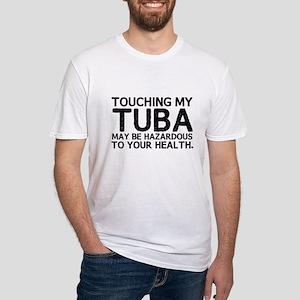 Tuba Hazard Fitted T-Shirt