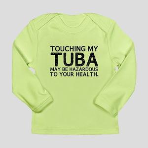 Tuba Hazard Long Sleeve Infant T-Shirt
