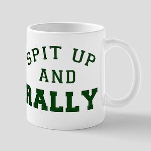 Spit up Dark Mug
