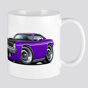 1970 AAR Cuda Purple Car Mug