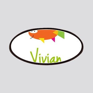 Vivian is a Big Fish Patches