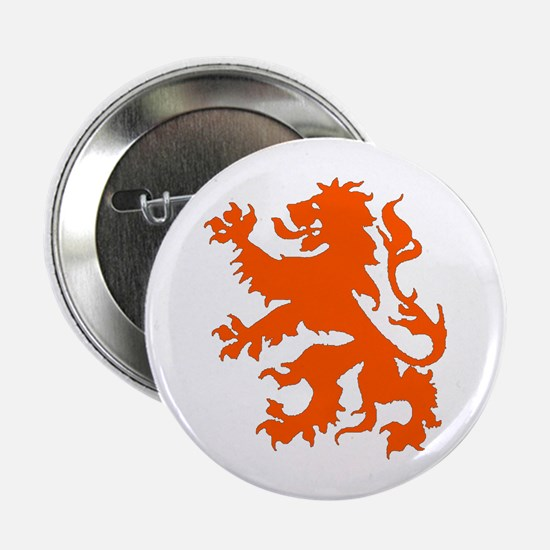 "Dutch Lion 2.25"" Button"