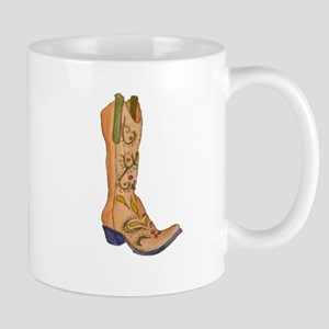 Cowgirl Mug (white)