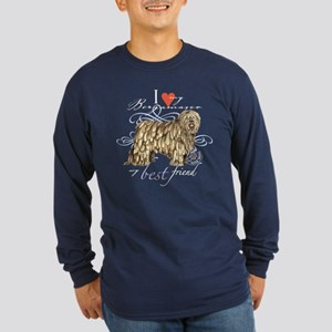 Bergamasco Long Sleeve Dark T-Shirt
