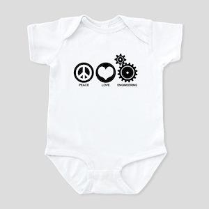Peace Love Engineering Infant Bodysuit
