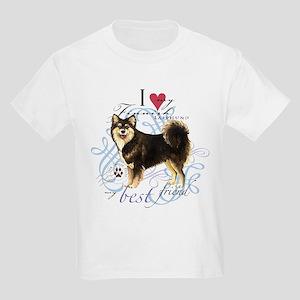 Finnish Lapphund Kids Light T-Shirt