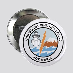 USS Mount Whitney LCC 20 Button