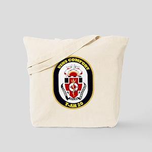 T-AH 20 USNS Comfort Tote Bag