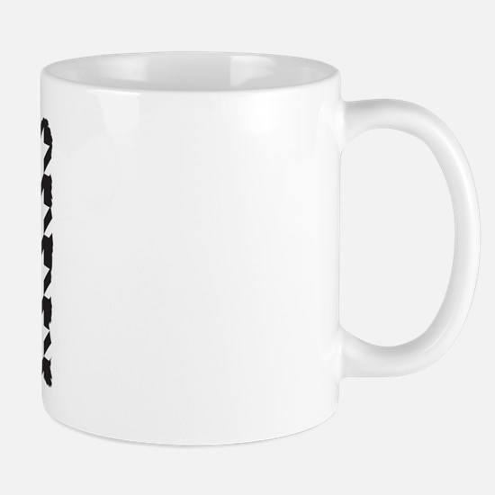 Alabama Houndstooth Mug