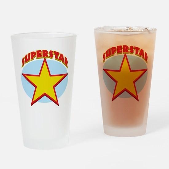 Superstar Drinking Glass