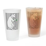 Remember My Oath Drinking Glass
