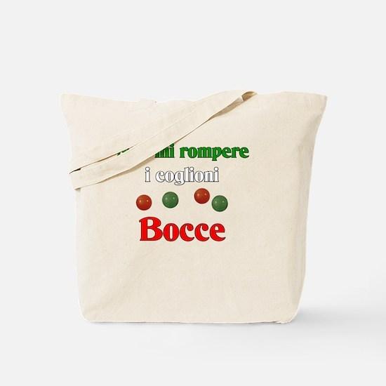 Cute Italian women Tote Bag