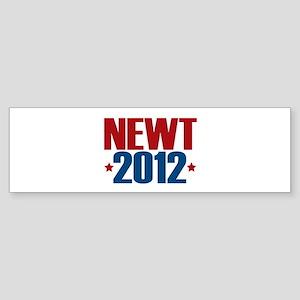 Newt 2012 Sticker (Bumper)