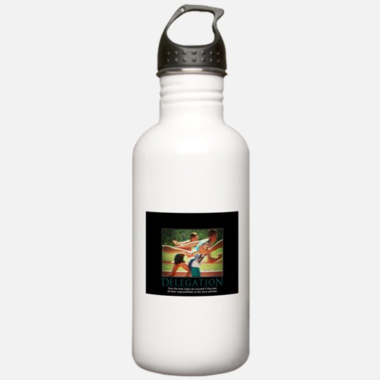 Delegation Water Bottle