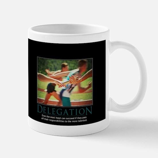Delegation Mug