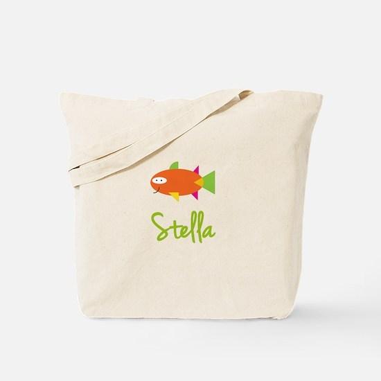 Stella is a Big Fish Tote Bag