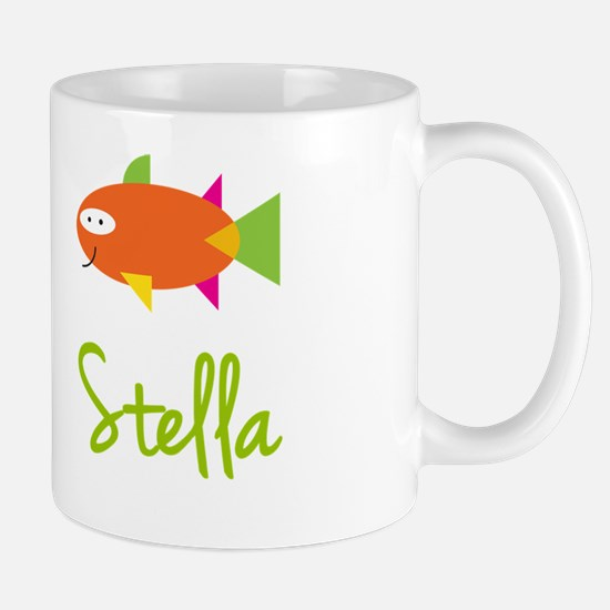 Stella is a Big Fish Mug
