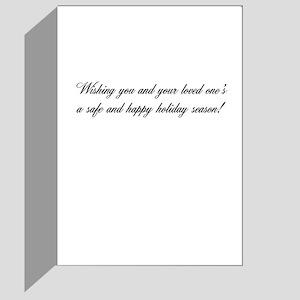 German Shepherd (Black/c) Greeting Cards (Pk of 10