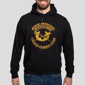 Army - Judge Advocate General Corps Hoodie (dark)