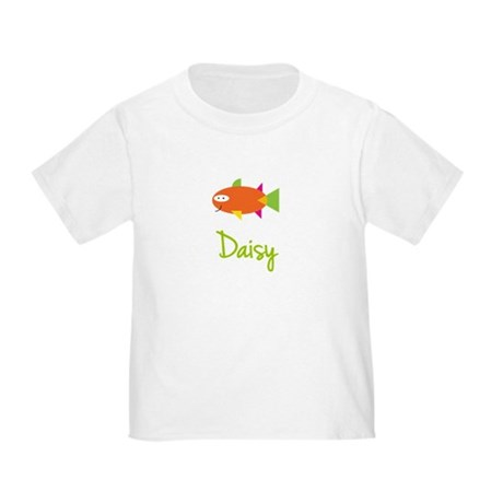 Daisy is a Big Fish Toddler T-Shirt