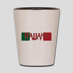 Italiano Shot Glass