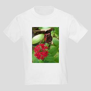 Red & Black Kids Light T-Shirt