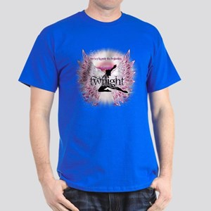 Twilight Crystal Angel by Twibaby Dark T-Shirt
