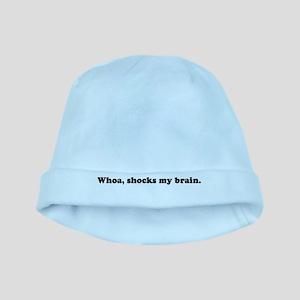 Whoa, shocks my brain. Phish. baby hat